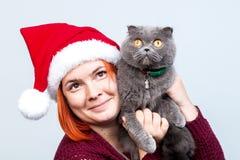 Geest van Kerstmis en Nieuwjaar Concept een vakantie en dagen stock foto's