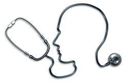 Geestelijke gezondheid vector illustratie