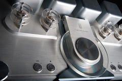 Gefäß-CD-Player Stockbild