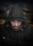Gefährlicher Kerl Lizenzfreies Stockfoto