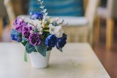 Gefälschte Blume Stockbild