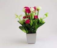 Gefälschte Blumen Stockfoto