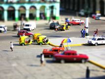 Gefälschtes Modell: Havanna Kuba Stockfotografie