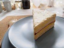 Gefälschtes Sandwich Lizenzfreies Stockbild