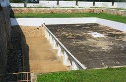 Gefängnis bei Seringapatam, Mysore Stockfotografie