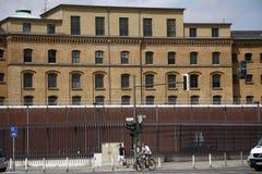 Gefängnis Berlin Stockbild