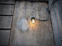 Gefängnis-Glühlampe Lizenzfreies Stockbild
