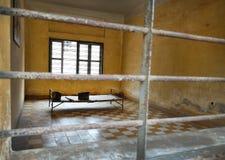 Gefängnis Tuol Sleng Stockfotos