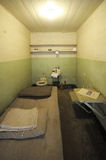 Gefängnis-Zelle Stockfoto