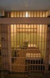 Gefängnis-Zelle Lizenzfreies Stockfoto