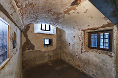 Gefängnis-Zelle lizenzfreie stockfotos