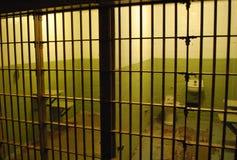 Gefängnis-Zellen Stockfotos