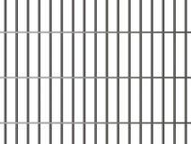 Gefängnisstäbe Lizenzfreies Stockfoto