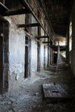 Gefängniszellen Stockfotos