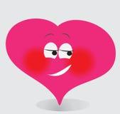 Gefühle des Herzens Stockbilder