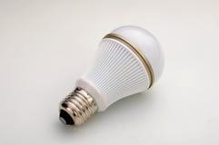 Geführte Lampe Birne Lizenzfreies Stockfoto