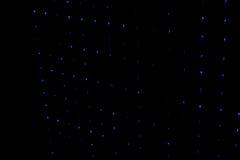 Geführte Leuchten Stockbild