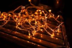Geführte Lichtbeschaffenheit Stockfotografie