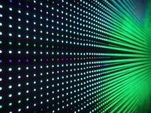 Geführter heller digitaler Muster-Technologiesystem Zusammenfassungshintergrund Stockfotografie