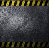 Gefahr Stockfoto