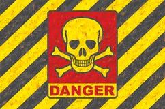 Gefahr Lizenzfreie Stockfotos