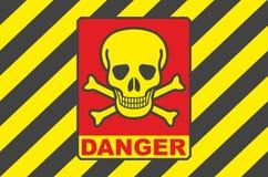 Gefahr Lizenzfreie Stockbilder