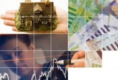 Gefahr-Investition Lizenzfreie Stockfotos