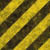 Gefahr-Streifen stock abbildung