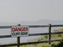 Gefahren-Zeichen Stockbilder