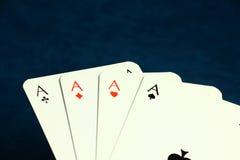 Gefahrspiel Lizenzfreie Stockbilder