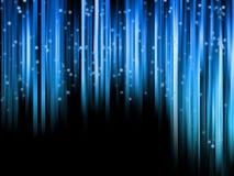 Gefallene Sterne stockbild