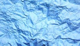 Gefaltete Papierhintergrundbeschaffenheit Stockbild