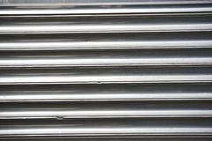 Gefaltetes Poliermetall Lizenzfreie Stockbilder