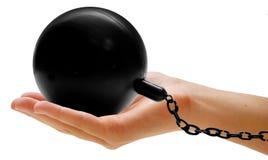 Gefangener Lizenzfreie Stockfotos