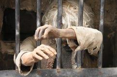 Gefangener stockfoto
