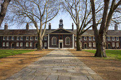 The Geffrye Museum in London Stock Photo