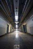 Gefängnis nach innen Lizenzfreies Stockbild