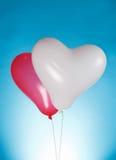 Geformte Ballone des Inneren Lizenzfreie Stockfotos