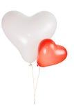 Geformte Ballone des Inneren Lizenzfreie Stockfotografie