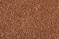 Gefriertrockneter Kaffee Stockfoto