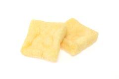 Gefrituurde tofu Royalty-vrije Stock Foto