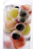Gefrorener Fruchtcocktail Lizenzfreie Stockbilder