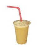 Gefrorener Kaffee Lizenzfreie Stockbilder