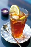 Gefrorener Tee Stockbilder