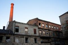 Gegaan industrieel Stock Foto's