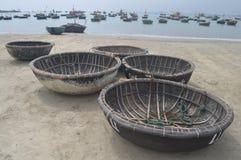 Gegaane visserij Royalty-vrije Stock Afbeeldingen
