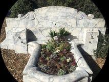 Gegangen aber, ein lebendes Denkmal nicht zum Weltkrieg 1 vergessen gefallen, Golden Gate Park, San Francisco Lizenzfreies Stockbild