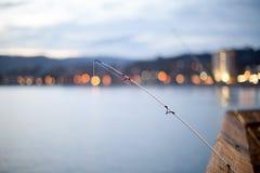 Gegangene Fischerei Stockfotografie