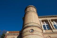 Gegen Himmel Turm Стоковая Фотография
