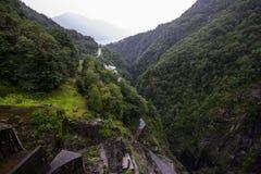 Gegen Verdammung die Schweiz Lizenzfreie Stockfotos